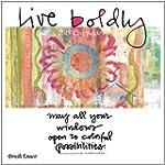 2014 Live Boldly Mini Wall Calendar