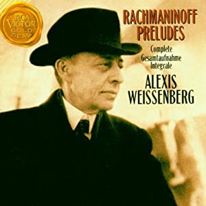 Rachmaninoff: Preludes (complete)