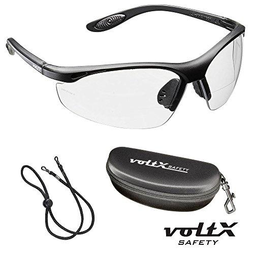 voltX-Constructor-BIFOKALE-Schutzbrille-mit-Lesehilfe-CE-EN166F-zertifiziert-Sportbrille-fr-Radler-KLAR-15-Dioptrie-enthlt-Sicherheitsband-Sicherheitsetui-mit-steifem-Clamshell-Verschluss