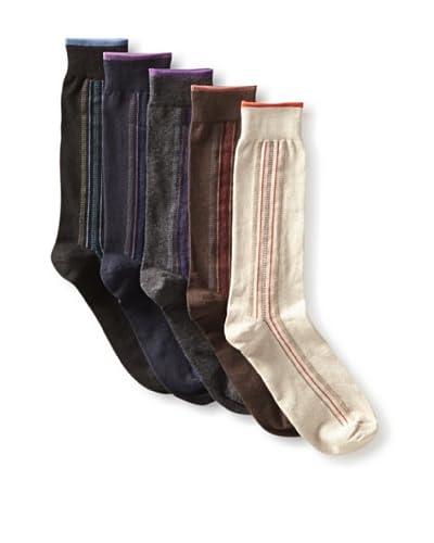 Florsheim Men's Dress Socks - 5 Pack