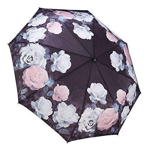 Vintage Roses Folding Umbrella 0