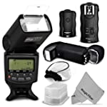 Essential Flash Kit for CANON Rebel T...