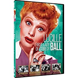 First Lady of Comedy: Lucille Ball Four Pack