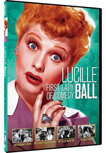 the story of lucille desiree balll an american actor Lucille ball i love lucy red scare communism 1950s golden age of tv desi arnaz cbs television sitcom movie three stooges marx brothers eisenhower story of an aspiring actress clawing her way to stardom: a little modeling, a few chorus roles on broadway, then why not go west and try hollywood.