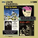 Two Classic Albums Plus Two Ep's (Trip To Mars / Jack Parnell Selection / Parnell On Parade / Kick Off!) Jack Parnell