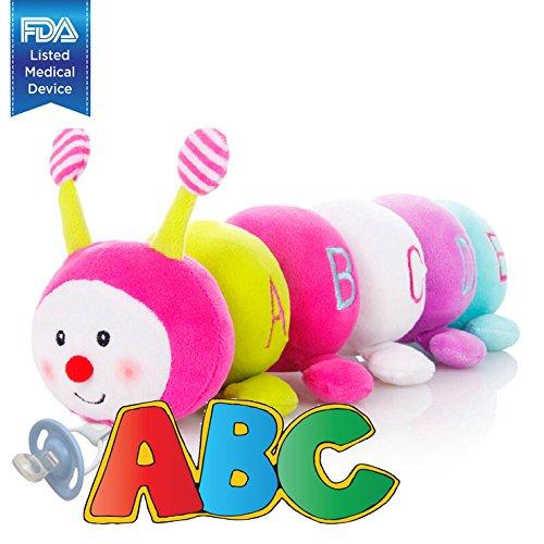 -cuddlesme-pacifier-with-detachable-plush-learning-abcs-caterpillar-soft-comfortable-plush-100-bpa-l