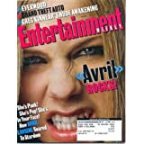 Entertainment Weekly #680 November 1 2002 Avril Lavigne, Greg Kinnear's Nude Awakening, Grand Theft Auto, The...