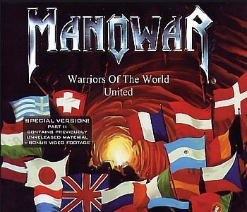 Warriors Of The World United (Part 2) by Manowar (2002-05-04)