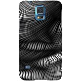 For Samsung Galaxy S5 :: Samsung Galaxy S5 G900I :: Samsung Galaxy S5 G900A G900F G900i G900M G900T G900W8 G900k Aya Hu Kuch To Leke Jaunga ( Aya Hu Kuch To Leke Jaunga, Good Quotes, Green Background ) Printed Designer Back Case Cover By TAKKLOO