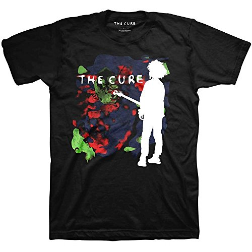 Official T Shirt THE CURE Rock/Punk ~ Boys Don't