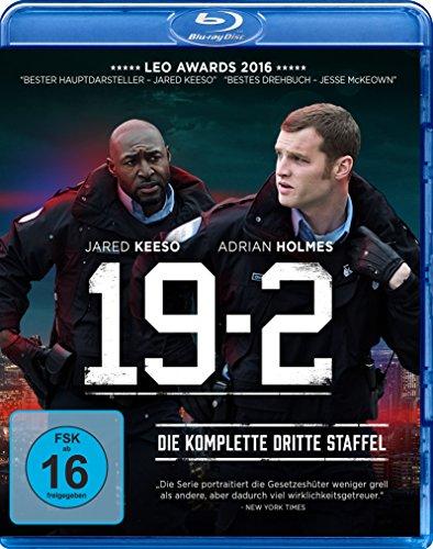 19-2 - Staffel 3 [Blu-ray]