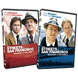 Streets of San Francisco: The Complete Fourth Season