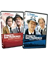 Streets of San Francisco: Season Four 1 & 2 [DVD] [Region 1] [US Import] [NTSC]