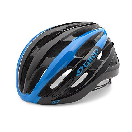 Giro Foray - Casco de ciclismo para hombre, color gris ( 55 - 59 cm )