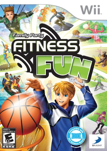 Family Party: Fitness Fun - Nintendo Wii