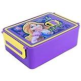 Disney Rapunzel Lunch Box, 960ml, Violet/Yellow