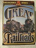 Great Railroads 5pk [VHS]