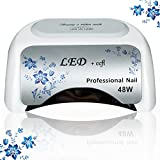 Lightimetunnel™48W CCFL Led Nail Lamp Curing Nails Dryer Light