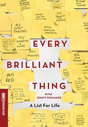 DVD : Every Brilliant Thing