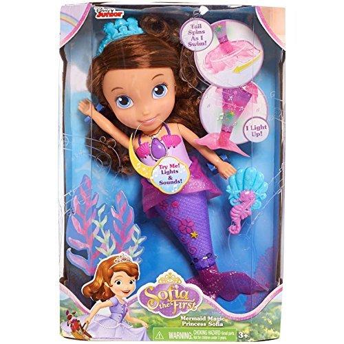 Sofia The First Mermaid Magic Princess Sofia Doll