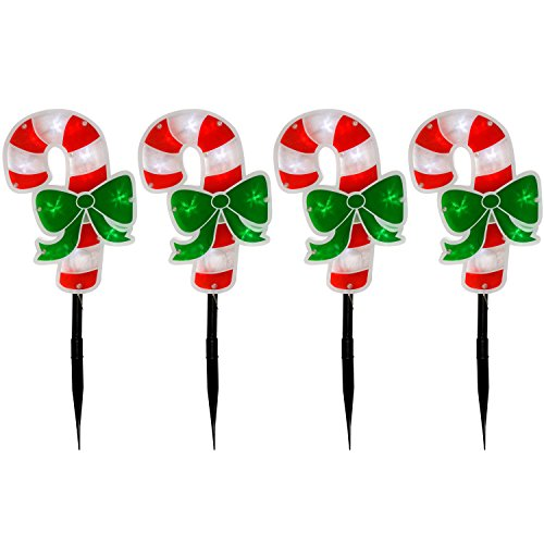 werchristmas-24-x-17-cm-each-candy-cane-pathway-christmas-lights-double-sided-set-of-4