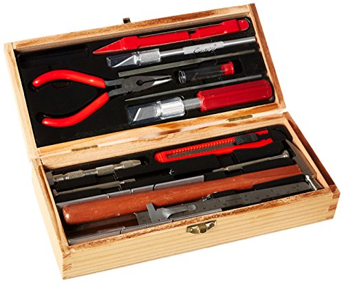 excel-deluxe-model-railroad-tool-set