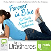 Forever in Blue: The Fourth Summer of the Sisterhood | [Ann Brashares]