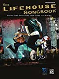 The Lifehouse Songbook: Authentic Guitar TAB (Guitar Tab Editions)