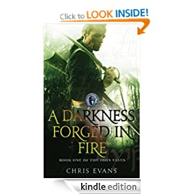A Darkness Forged in Fire (The Iron Elves)