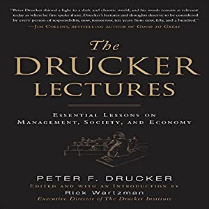 The Drucker Lectures Audiobook