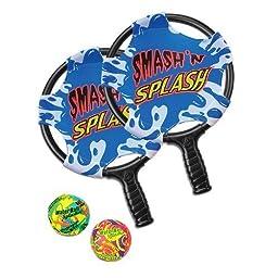 Poolmaster 72717 Smash \'n\' Splash Paddle Ball Game by Poolmaster