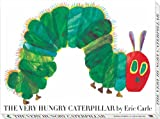 The Very Hungry Caterpillar: Giant hardcover edition (signed edition)