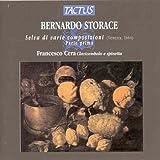 Storace - Selva di varie composizioni Francesco Cera