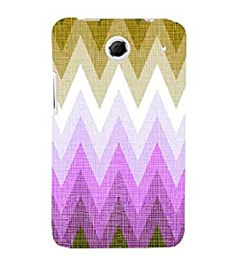 EPICCASE flash design Mobile Back Case Cover For Lenovo S880 (Designer Case)