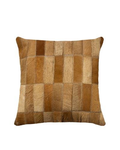 Natural Brand Torino Madrid Pillow, Tan