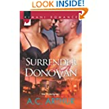 Surrender Donovan Donovans ebook