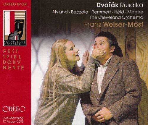 Rusalka - Dvořák-  CD en vivo 17/08/2008