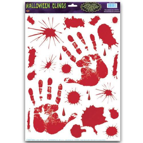 Halloween Clings - 1