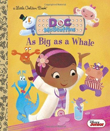 As Big as a Whale (Little Golden Books)