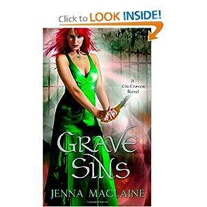 Grave Sins (Cin Craven, Book 2)