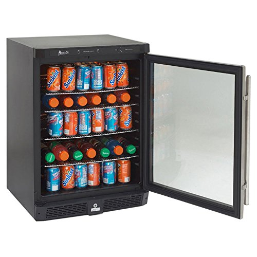 Avanti Avanti BCA5105SG-1 Beverage Cooler, 5.3 Cubic Feet (Avanti Wcr5403ss compare prices)