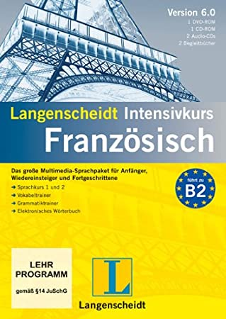 Langenscheidt Intensivkurs 6.0 Französisch