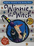 Winnie the Witch 25th Anniversary Edition (paperback and CD) Valerie Thomas