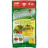 Debbie Meyer GreenBags Freshness-Preserving Food/Flower Storage Bags (Various Sizes, 10-Pack)