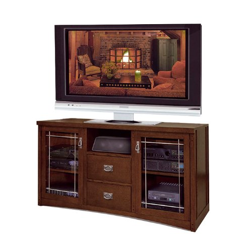 Cheap Mission Pasadena Tall TV Stand 31″H (MP363)