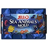Jell-O / Jigglers Molds - Sea Animals Mold