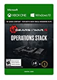 Gears of War 4: Operations Stack  - Xbox One / Windows 10 Digital Code