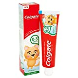 Colgate Toothpaste Smiles 0-3 years 50ml