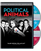 Political Animals: The Complete Series [DVD] [Region 1] [US Import] [NTSC]