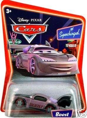 Disney Pixar Cars Boost Supercharged Edition Mattel 1:55 Scale - 1